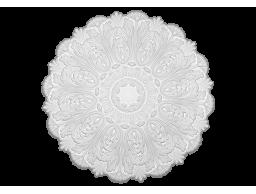 Полиуретановый декор Европласт розетка потолочная  1.56.055