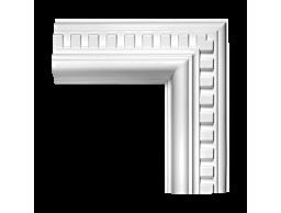 Полиуретановый декор Европласт угловой элемент 1.52.318