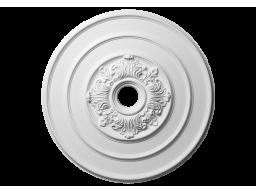 Полиуретановый декор Европласт розетка потолочная  1.56.005