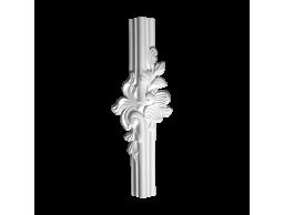 Полиуретановый декор Европласт угловой элемент 1.52.289