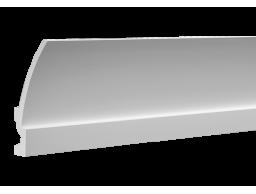 Полиуретановый декор Европласт потолочный карниз 1.50.622