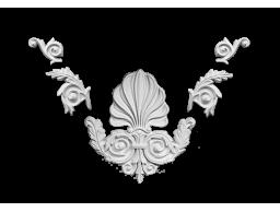 Полиуретановый декор Европласт орнамент 1.60.019