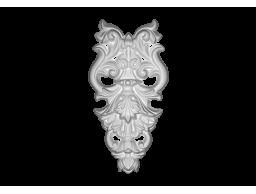 Полиуретановый декор Европласт орнамент 1.60.038