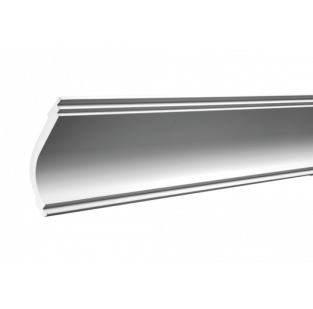Полиуретановый декор Европласт потолочный карниз 1.50.170
