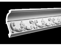 Полиуретановый декор Европласт потолочный карниз 1.50.166