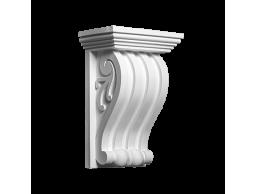 Полиуретановый декор Европласт кронштейн 1.19.017