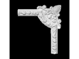 Полиуретановый декор Европласт угловой элемент 1.52.326