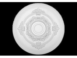 Полиуретановый декор Европласт розетка потолочная  1.56.049