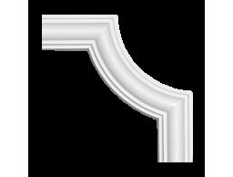 Полиуретановый декор Европласт угловой элемент 1.52.322