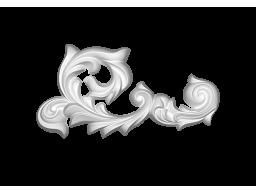 Полиуретановый декор Европласт орнамент 1.60.123