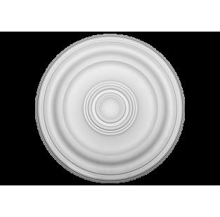 Полиуретановый декор Европласт розетка потолочная  1.56.050