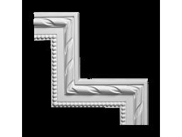 Полиуретановый декор Европласт угловой элемент 1.52.294
