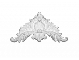 Полиуретановый декор Европласт орнамент 1.60.030