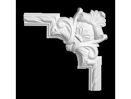 Полиуретановый декор Европласт угловой элемент 1.52.288
